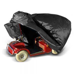 mobility scooter cover deluxe