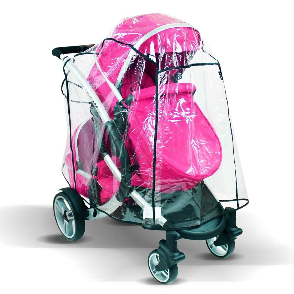 Rain Cover For Quinny Buzz Pushchair Made In The UK Supersoft PVC