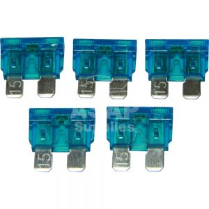 15 amp blade fuse pack