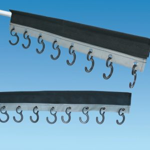 awning pole clothes organiser