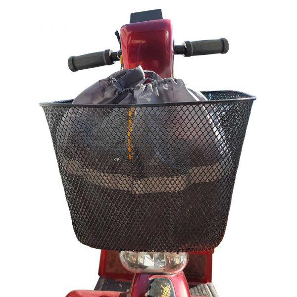 scooter basket bag