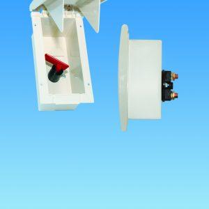 TND Isolator Switch box