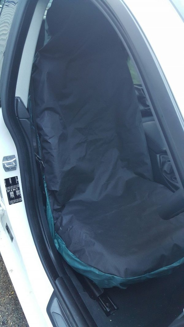 super heavy duty front seat covers