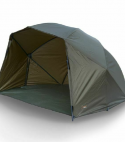 Dynamic Brolly Bivvy System with Ground Sheet and Pegs