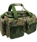 Large Camouflage Multi-pocket Carryall
