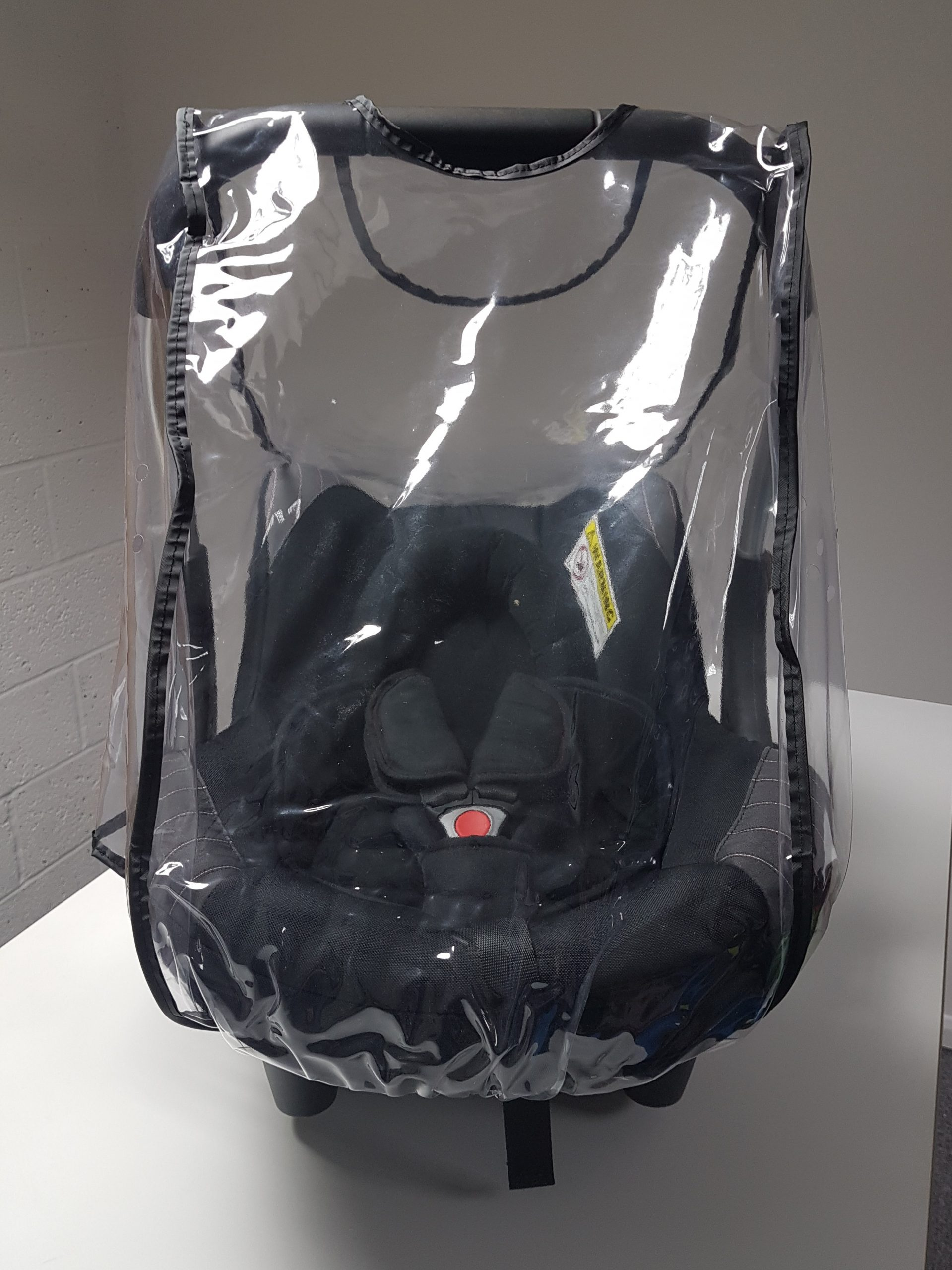 Rain cover for the Hauck Zero car seat