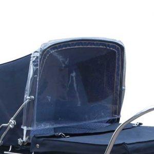 silver cross windshield dolls pram