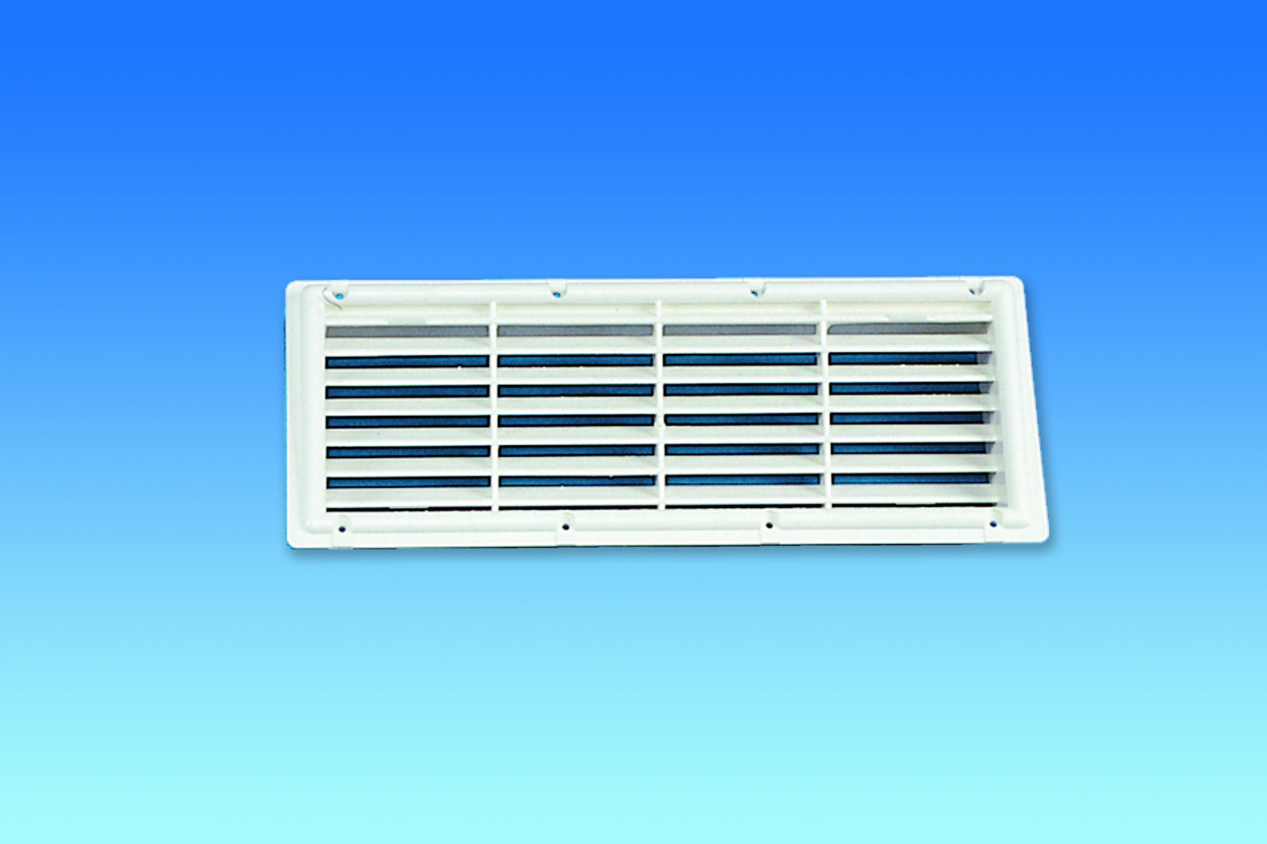 White fridge Vent for Caravan and Motor Home
