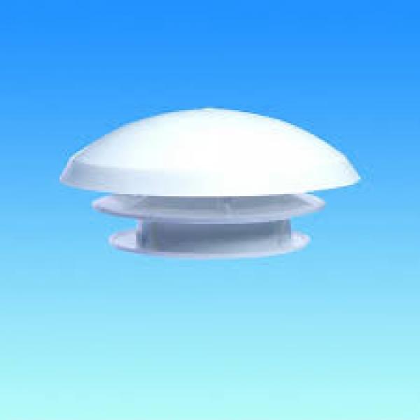 mushroom vent with hose