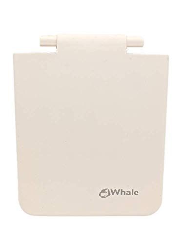 Whale WaterMaster Replacement Socket Lid / Flap (Ivory)