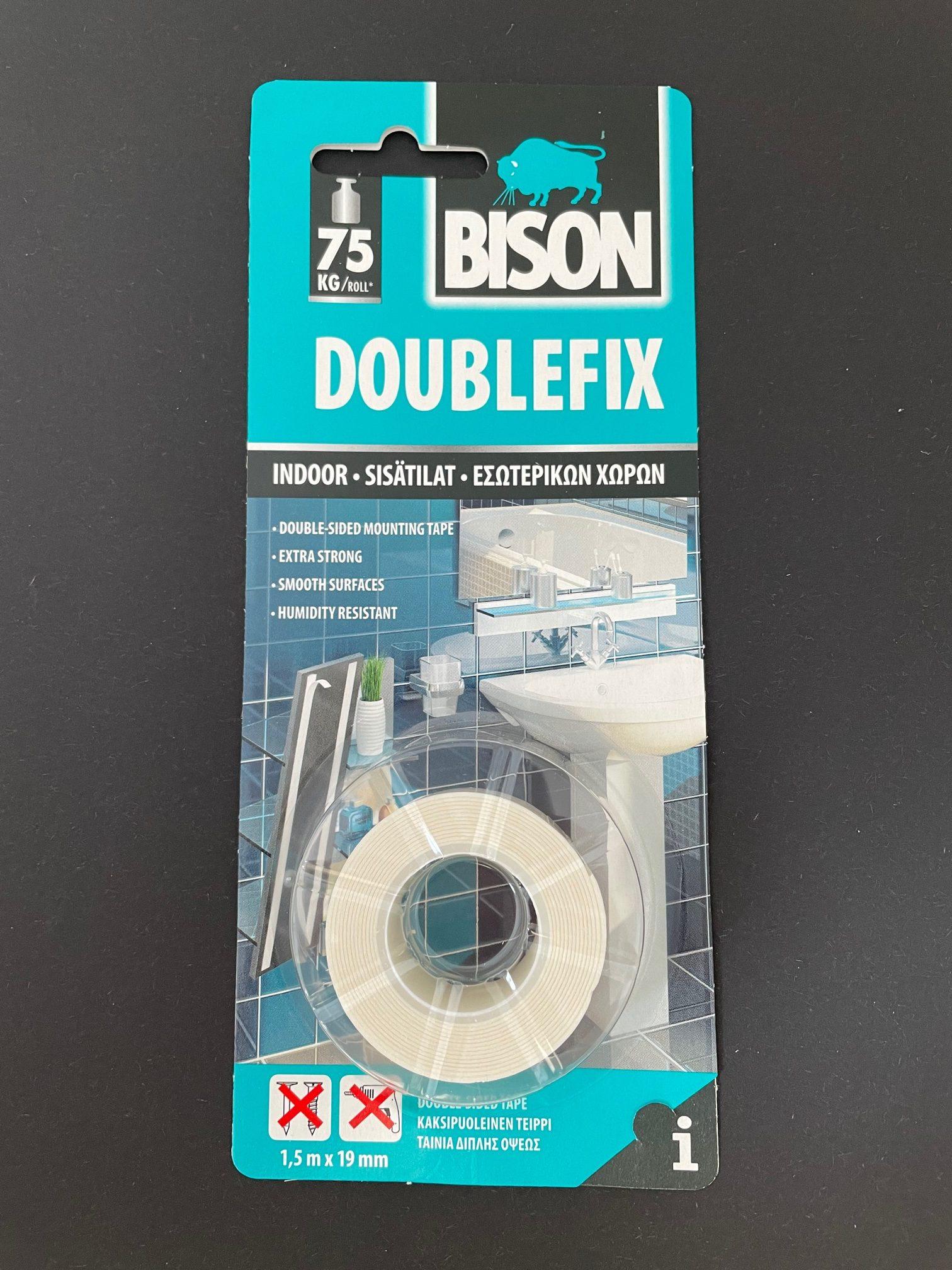 Bison Range of Repair Adhesive and Tapes